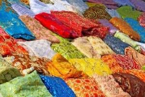 Рынок текстильной продукции Textile Souk.