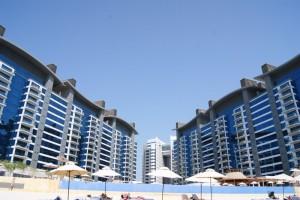 Остров – жилой комплекс Пальма Джумейра (Palm Jumeirah).