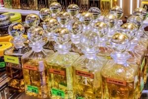 Perfume Souk — рынок парфюмерии Дубаи.