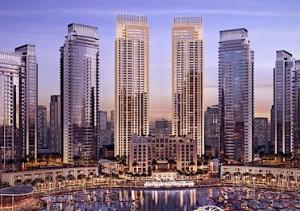 Гигант недвижимости Emaar Properties.