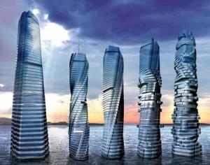 Dynamic Tower (Динамическая Башня).