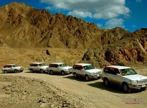 Горное сафари в ОАЭ.