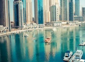 Недвижимость эмирата Дубаи центральных районов.