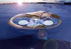 Подводная гостиница Gidropolis.
