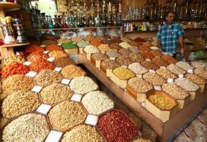 Рынок специй Дубаи Spice Souk.
