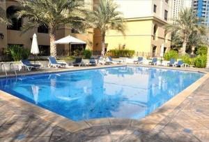 Арендуем апартаменты в Дубае рядом с пляжем.