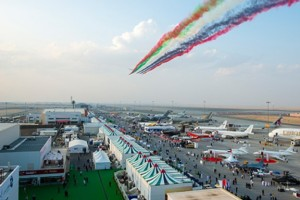 Dubai Air Show.