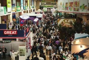 Выставочный бизнес в Объединённых Арабских Эмиратах.