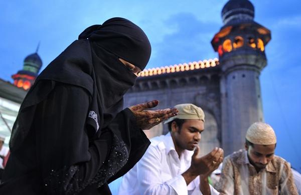Мусульманский оргазм