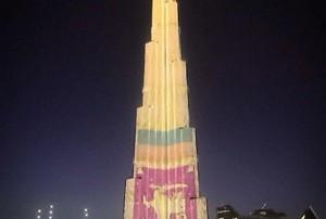 В Дубае почтили жертв террористических событий на Шри-Ланке.