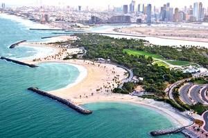 Пляжный парк Дубая — Аль Мамзар.