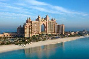 Семейное времяпрепровождение в Дубаи.